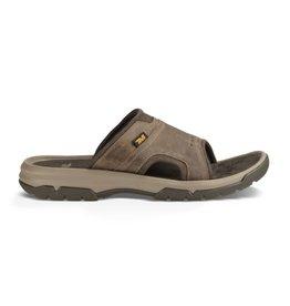 Teva M Langdon bruin slippers heren
