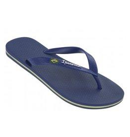Ipanema Classic Brasil blauw slippers heren
