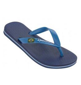 Ipanema Classic Brasil blauw slippers kids