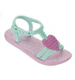 Ipanema My First Ipanema roze groen slippers meisjes