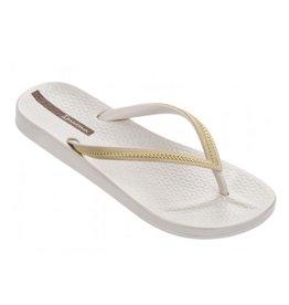 Ipanema Anatomic Metallic beige slippers dames