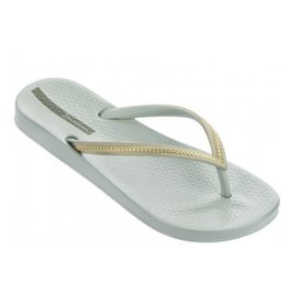 Ipanema Anatomic Metallic groen slippers dames