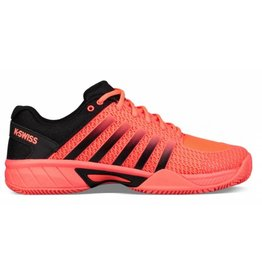 K-Swiss Express Light HB oranje tennisschoenen heren