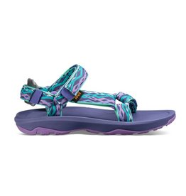 Teva Hurricane xlt 2 paars groen sandalen kids