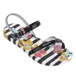 Ipanema fashion sandals wit zwart meisjes