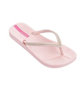 Ipanema Anatomic Metallic roze zilver slippers kids