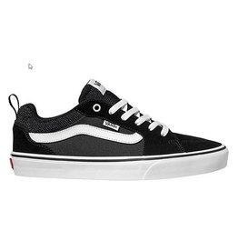 Vans YT Filmore zwart wit sneakers kids