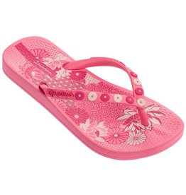 Ipanema Anatomic Lovely roze slippers kids