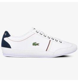 Lacoste Misano Sport 118 1 CAM  wit sneakers heren