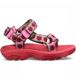 Teva Hurricane xlt 2 rood roze sandalen meisjes (maat 19-27)