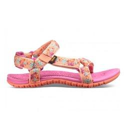 Teva Hurricane xlt 2  roze oranje sandalen meisjes (maat 21-27)