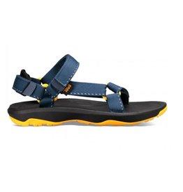 Teva Hurricane xlt 2  blauw geel sandalen kids (maat 19-27)