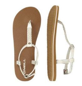 O'Neill FW Braided Ditsy Plus wit sandalen dames