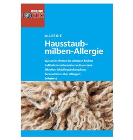 FOCUS Online Hausstaubmilben-Allergie
