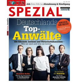 FOCUS Deutschlands Top-Anwälte 2014