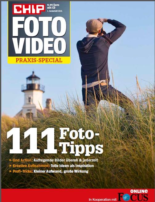CHIP CHIP - Foto-Video Sonderheft