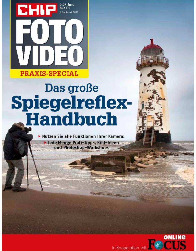 CHIP Das große Spiegelreflex-Handbuch