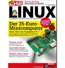 CHIP LINUX - Das Magazin