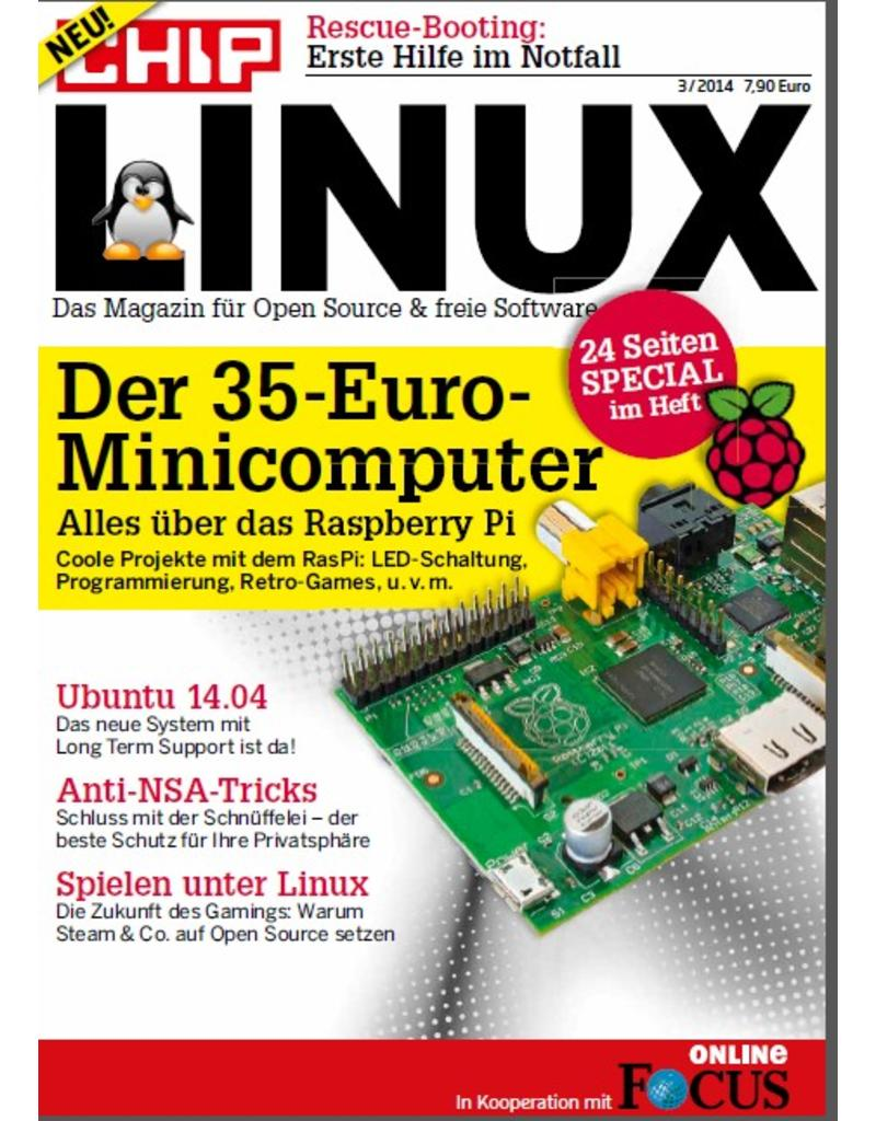 CHIP Das Magazin für Open Source und freie Software
