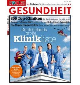 FOCUS Klinikliste 2015