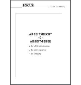 FOCUS Arbeitsrecht für Arbeitgeber - Kombipaket