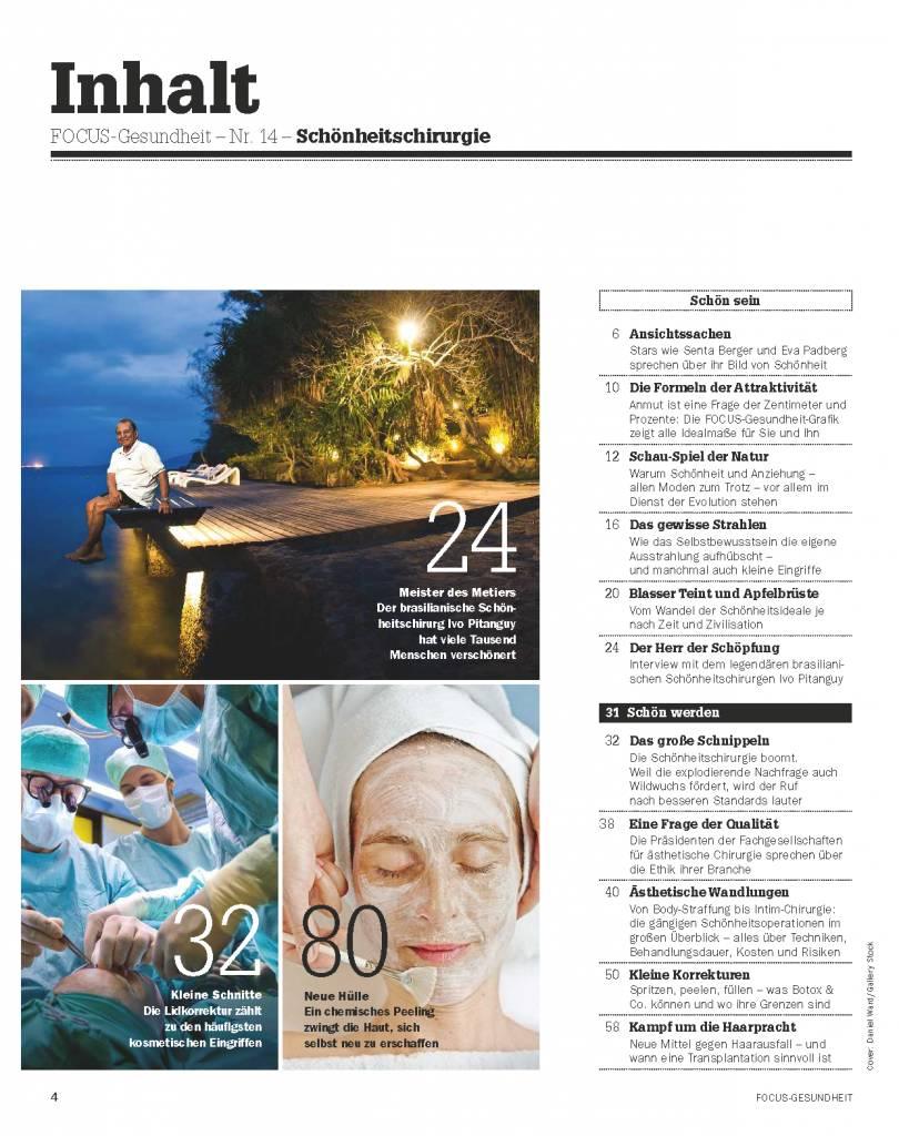 FOCUS Focus Gesundheit  - Die neuen Strategien zum Schönsein