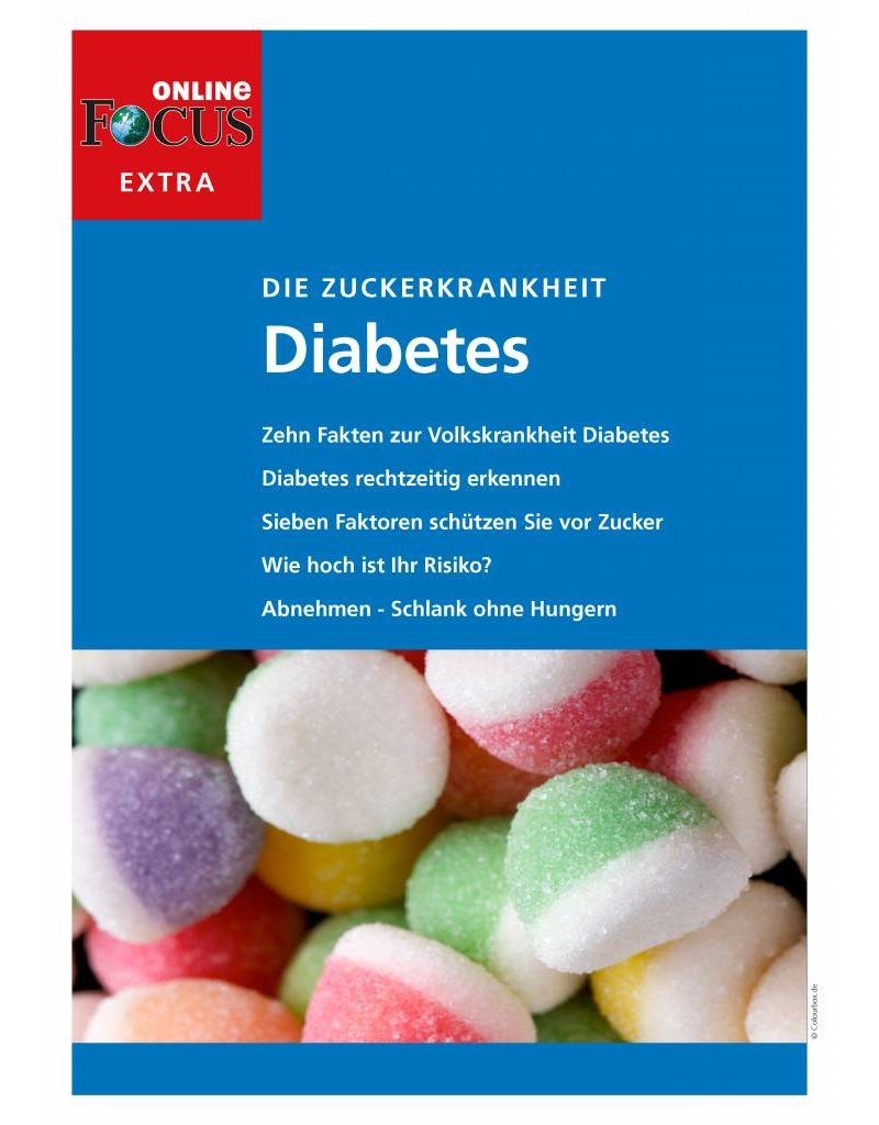 FOCUS Online Diabetes: Die Zuckerkrankheit