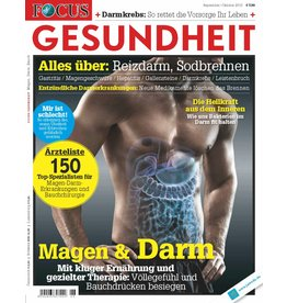 FOCUS Magen & Darm 2013