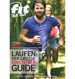 FIT FOR FUN Laufen: der große Einsteiger-Guide