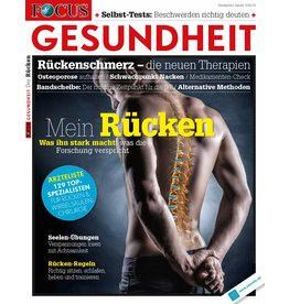 FOCUS Rückenschmerzen 2014
