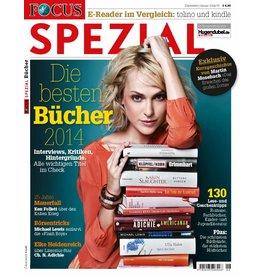 """FOCUS FOCUS Spezial """"Die besten Bücher 2014"""""""