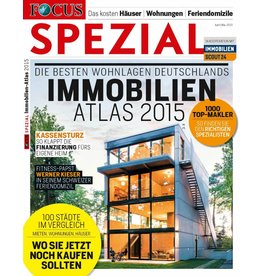 FOCUS Der Focus Immobilien-Atlas 2015