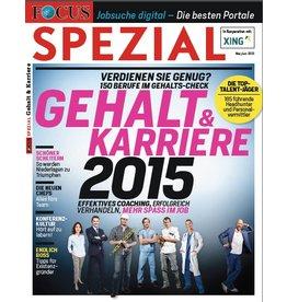 FOCUS Gehalt & Karriere 2015