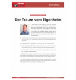 FOCUS Online Der Traum vom Eigenheim - PDF-Ratgeber für den Immobilienkauf