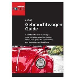 FOCUS Online Gebrauchtwagen Guide - Ratgeber