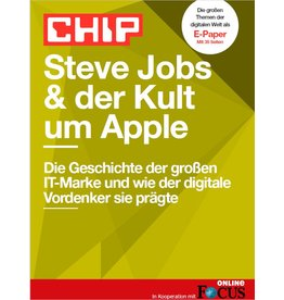 CHIP Steve Jobs & der Kult um Apple