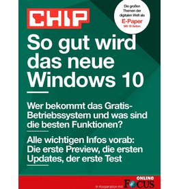 CHIP Windows 10