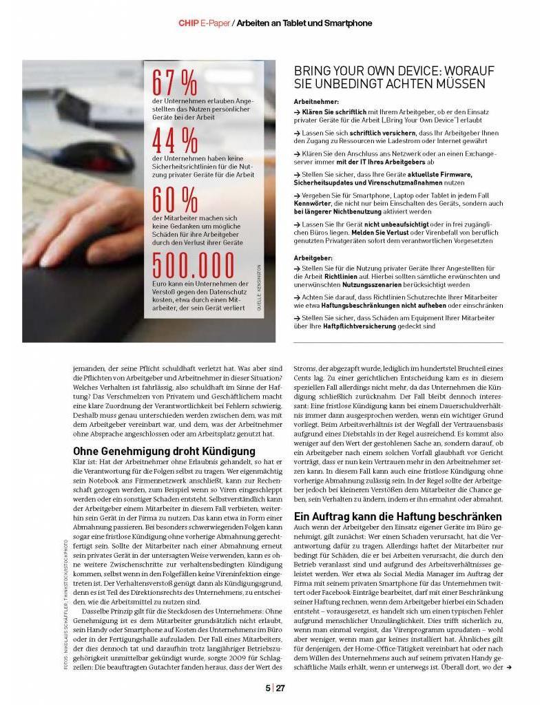 CHIP Drucken, Schreiben, Daten verwalten und richtig mit Office arbeiten