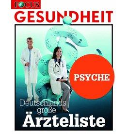 FOCUS Deutschlands große Ärzteliste - Psyche