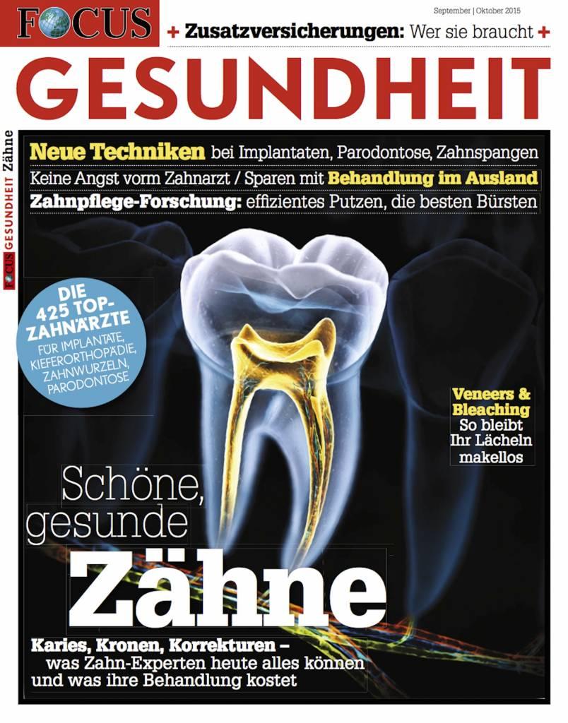 FOCUS Karies, Kronen, Korrekturen - was Zahnexperten heute alles können