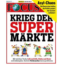 FOCUS Titel: FOCUS Magazin Nr. 2015 / 36