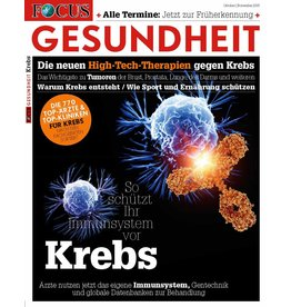FOCUS FOCUS GESUNDHEIT Krebs