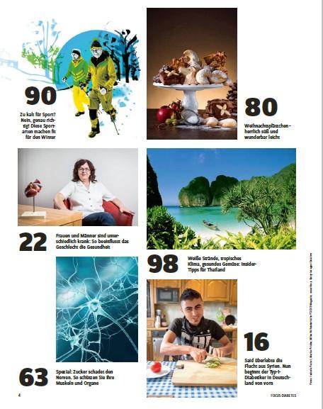 FOCUS Leben, wie ich will! Mit FOCUS-Diabetes. So schützen Sie Ihre Nerven! Alles Wissenswerte in Ausgabe 4/2015