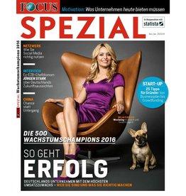 """FOCUS FOCUS Spezial """"Wachstumschampions 2016"""