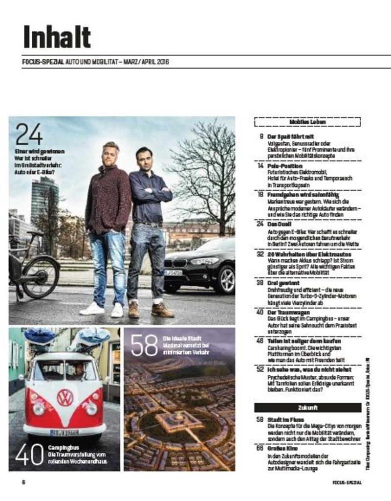 FOCUS Deutschlands große Bestenliste mit 350 Neu- und Gebrauchtwagen