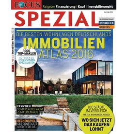 FOCUS Focus Immobilien-Atlas 2016