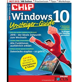 CHIP Windows 10 Umsteiger-Guide