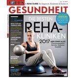 """FOCUS Focus Gesundheit """"Reha-Kliniken 2017"""""""