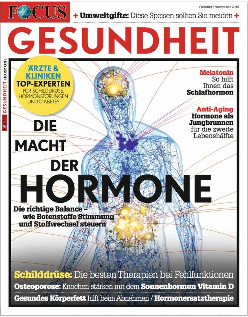"""FOCUS Focus Gesundheit """"Die Macht der Hormone"""""""