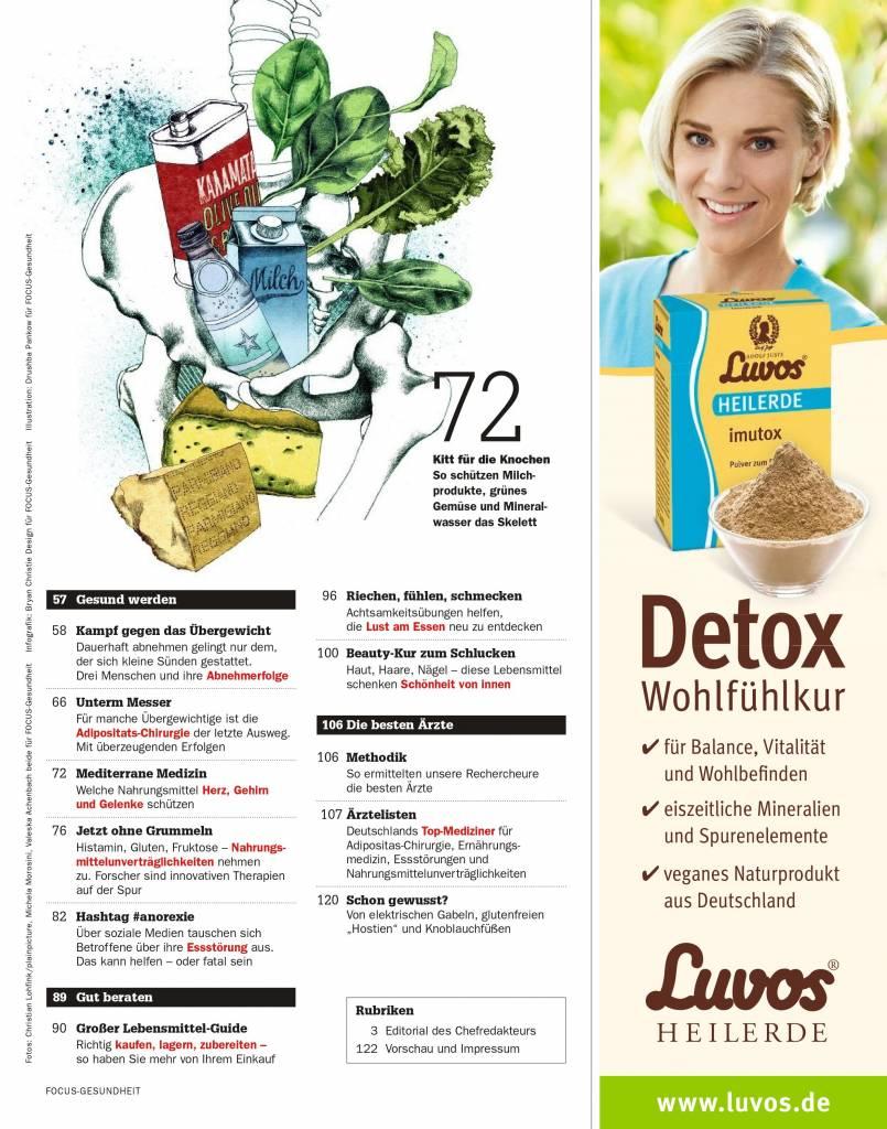 Ernahrungs Ratgeber Gesund Essen Abnehmen Focus Online Pdf Shop